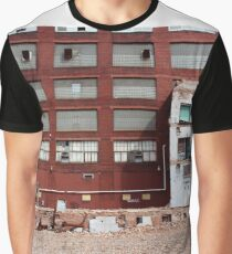 abandoned candy factory 3 Graphic T-Shirt