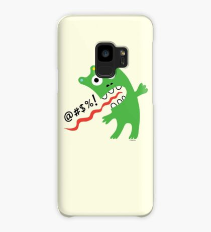 Critter Expletive maize Case/Skin for Samsung Galaxy