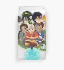 Avatar The Last AirBender Duvet Cover