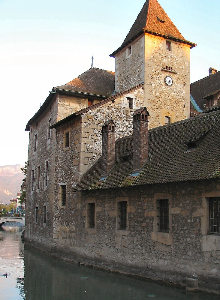 annecy, France by chadg