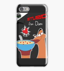 RB Comics Cereal iPhone Case/Skin