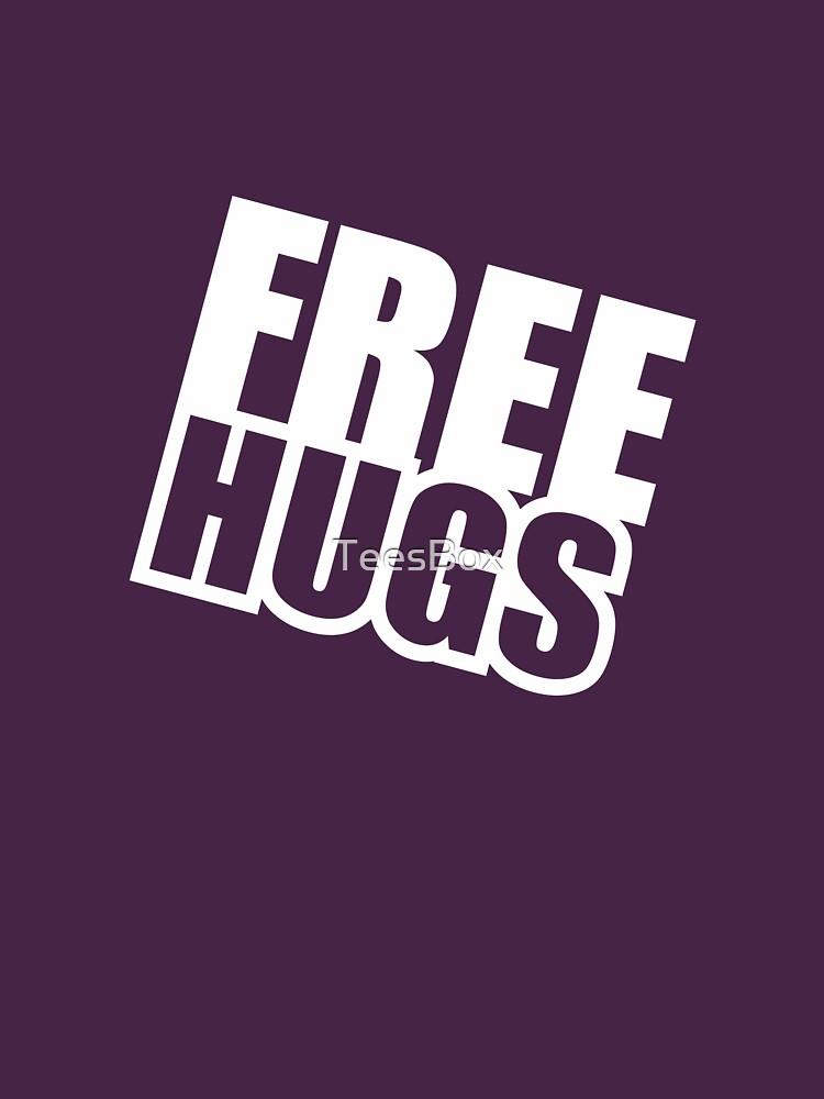 Free Hugs by TeesBox