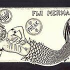 FIJI MERMAID - Art By Kev G by ArtByKevG