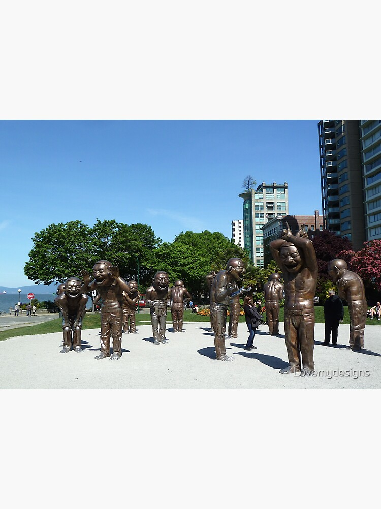 Vancouver. Amazing Laughter by Lovemydesigns