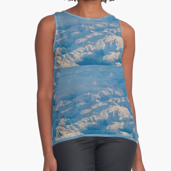 Canada. Rocky Mountains  Sleeveless Top