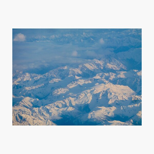 Canada. Rocky Mountains  Photographic Print