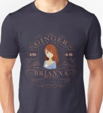 Ginger Whisky- Brianna Blend Unisex T-Shirt
