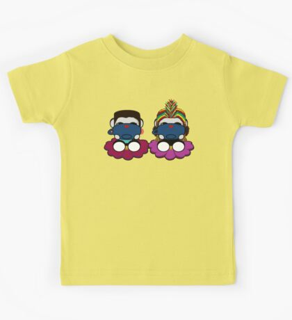 STPC: Naka Do & Oyo Yo (Sipping Tea) Kids Clothes
