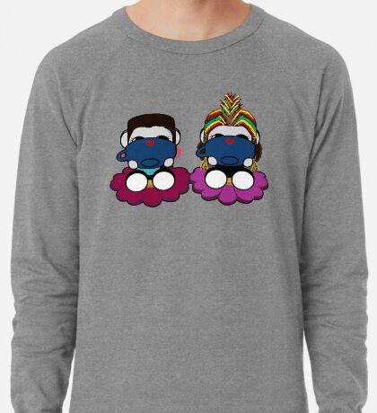 STPC: Naka Do & Oyo Yo (Sipping Tea) Lightweight Sweatshirt
