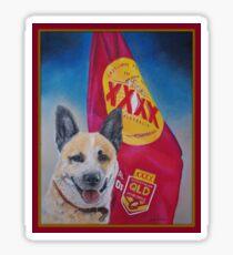 Queenslander! Sticker