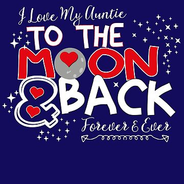 To The Moon and Back by Shasta9876
