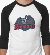 Ro-mans Team Logo Men's Baseball ¾ T-Shirt