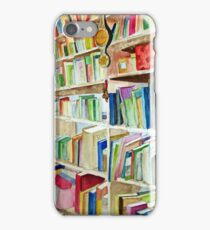 Bookcase iPhone Case/Skin