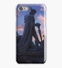 Skyrim - History iPhone Case/Skin