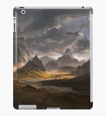 Skyrim - Landscape iPad Case/Skin