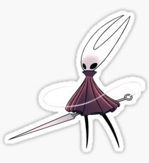 Hornet -- Hollow Knight Sticker