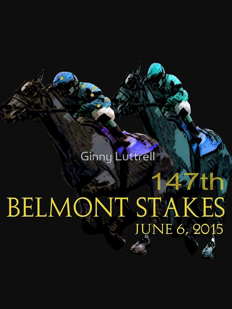 147th Belmont Stakes 2015 by ginnyl52