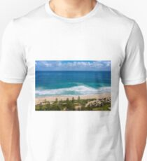 Beautiful Scarborough Beach, Perth Unisex T-Shirt