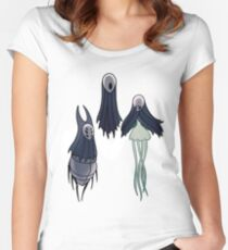 The Dreamers -- Hollow Knight Women's Fitted Scoop T-Shirt