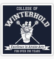 Skyrim - College of Winterhold Sticker