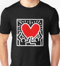 Keith Allen Haring T-Shirt