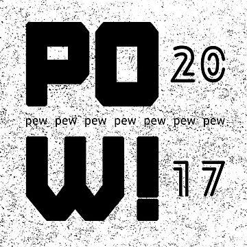 POW! 2017 by WIPjenni by WIPjenni