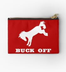 Buck Off Studio Pouch