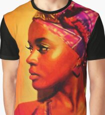 African Empress Graphic T-Shirt