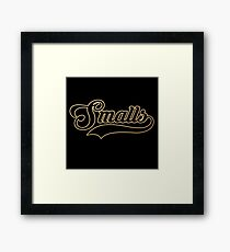 Smalls - The Sandlot Movie  Framed Print