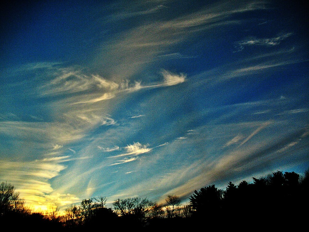 Sunset Sky by Tommy Seibold