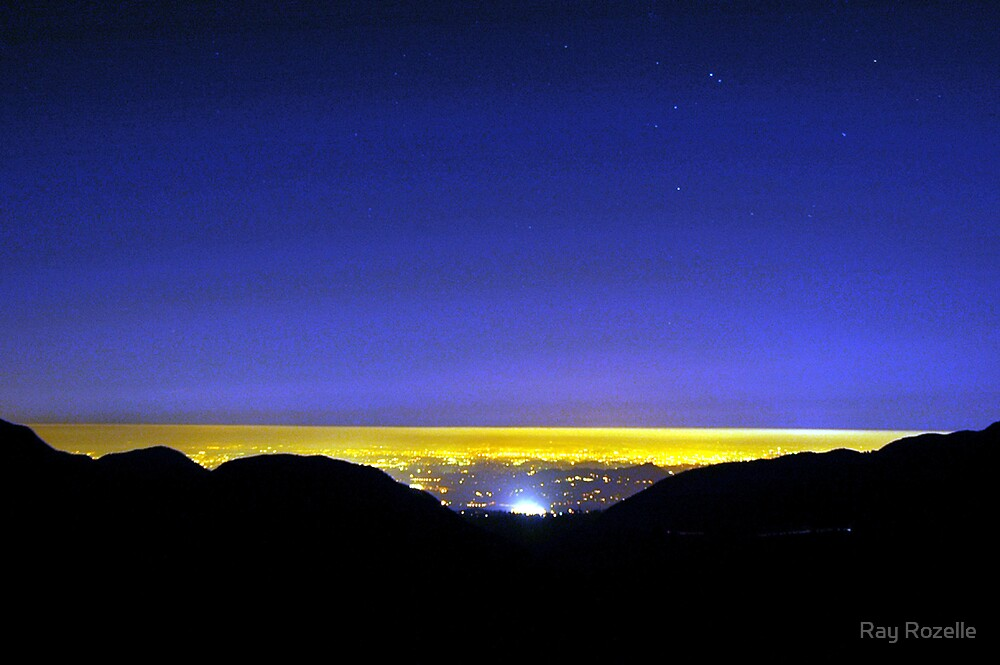 Los Angels California  by Ray Rozelle
