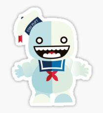 Stay Puft Marshmallow Man Sticker