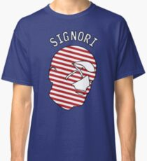 SIGNORI Pirate Stripes Classic T-Shirt