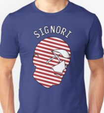 SIGNORI Pirate Stripes Unisex T-Shirt