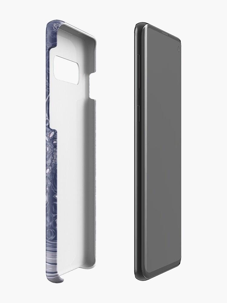 Alternative Ansicht von Die schöne Dame Hüllen & Klebefolien für Samsung Galaxy