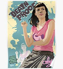 DEATH PROOF - ABY Poster