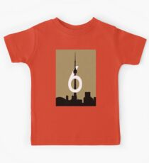 Drake - Views from the 6 (Gold) Kids Tee
