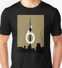 Drake - Views from the 6 (Gold) T-Shirt