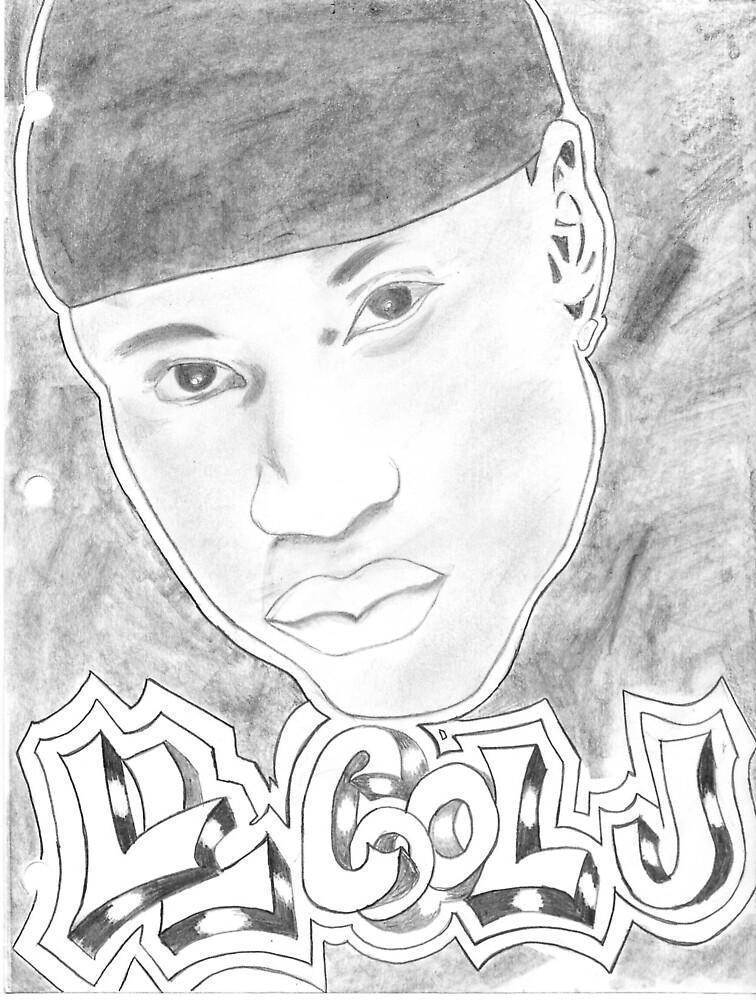 LL Cool J by NAdjaRani88