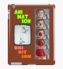 Animation Exhibition iPad Case/Skin