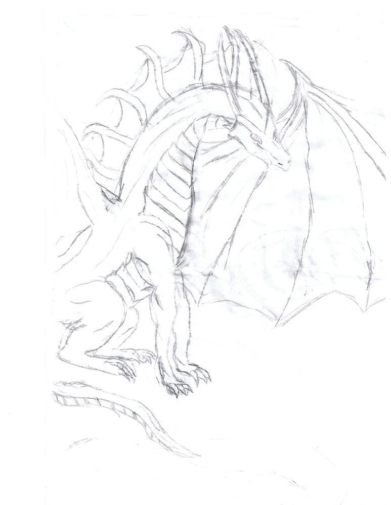 draco by dragonart