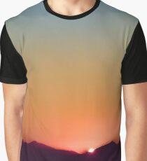 West Coast: Juan de Fuca Glow Graphic T-Shirt