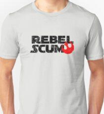 Rebel Scum: The T-Shirt Unisex T-Shirt