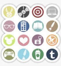 Tumblr Life Sticker