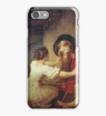Jean-Honore Fragonard - Education Is All iPhone Case/Skin