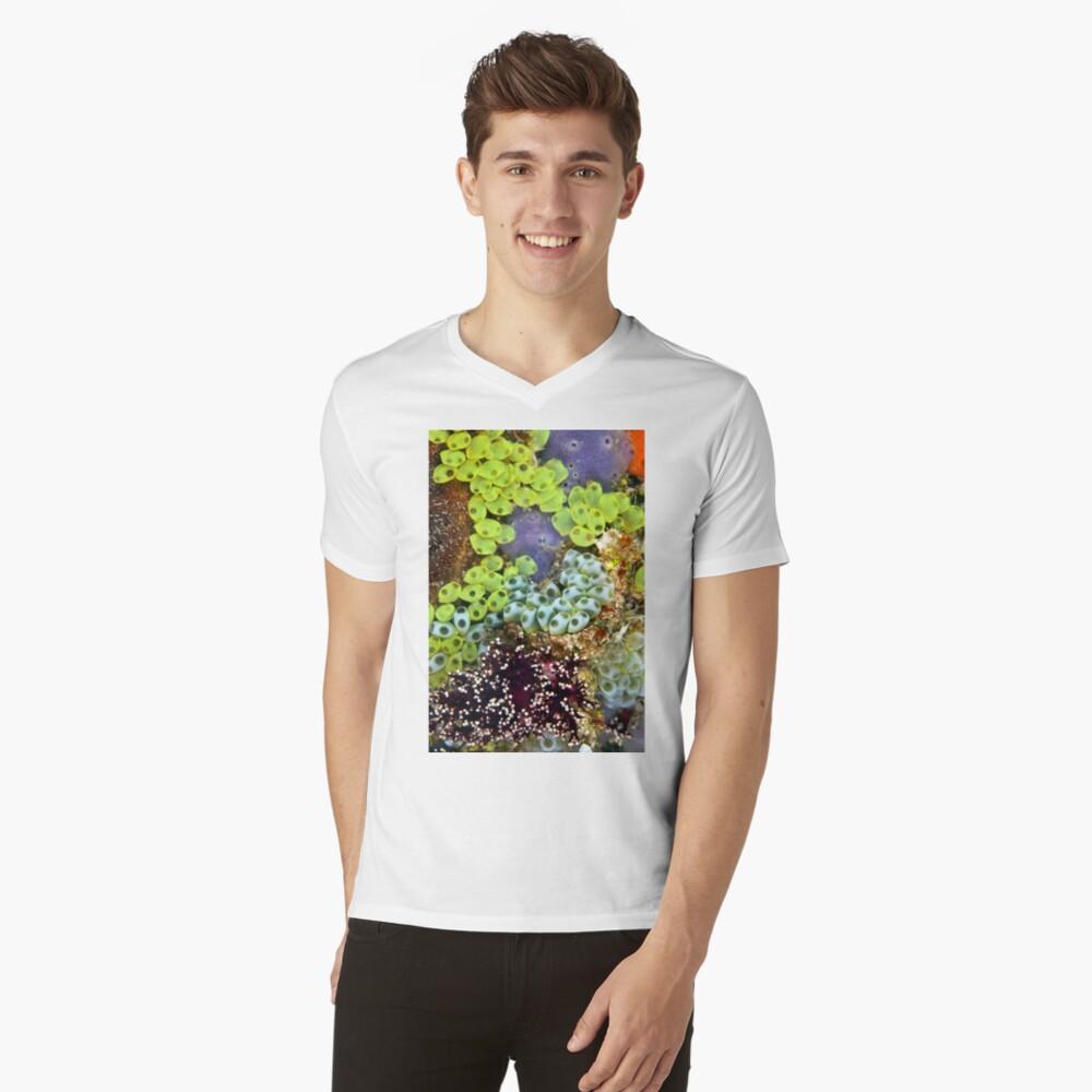 Potpourri V-Neck T-Shirt
