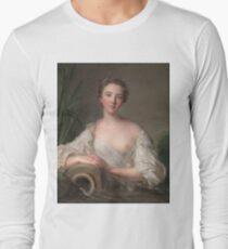 Jean Marc Nattie -The Spring Long Sleeve T-Shirt