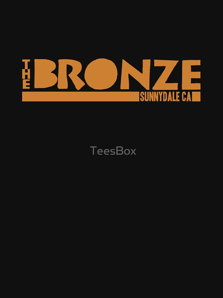 The Bronze, Sunnydale, CA by TeesBox