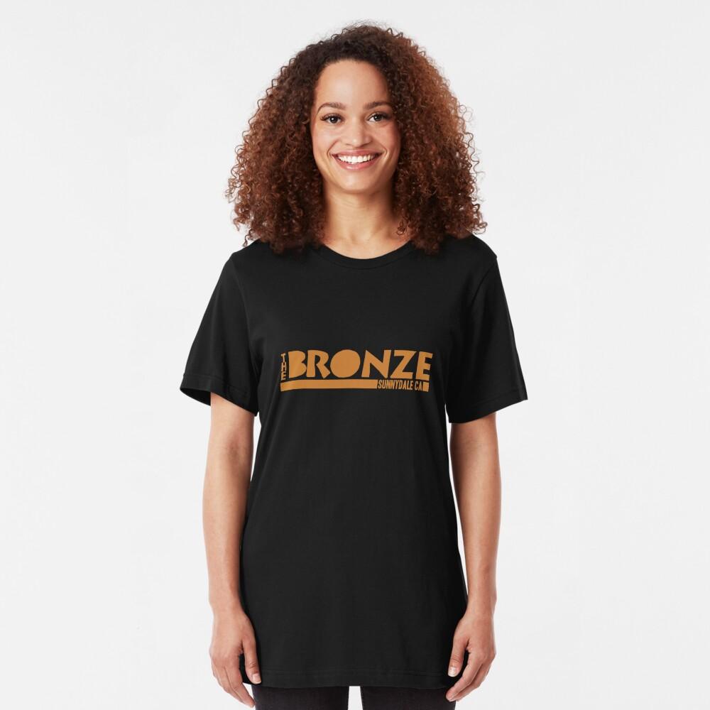 The Bronze, Sunnydale, CA Slim Fit T-Shirt