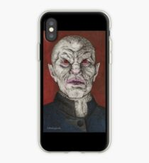 Prophecy Girl - The Master - BtVS iPhone Case